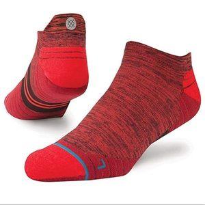 Stance Men's Uncommon Solids Tab Running Sock